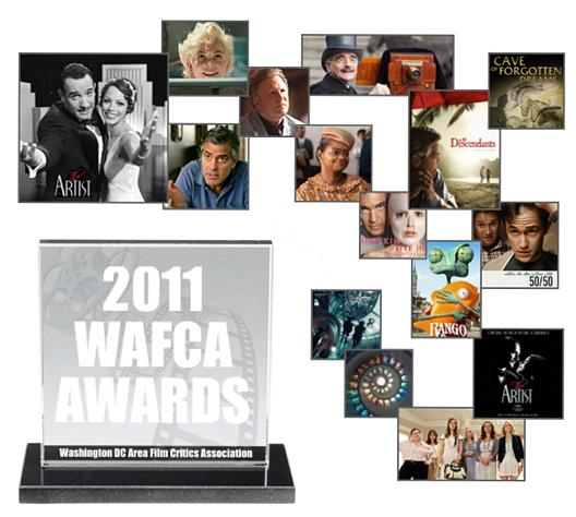 WAFCA 2011 Awards Winners